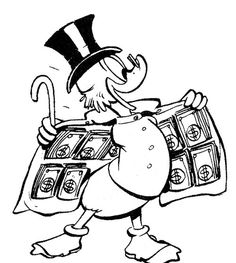 236x263 Scrooge Mcduck Scrooge Mcduck, Uncle Scrooge And Disney Art