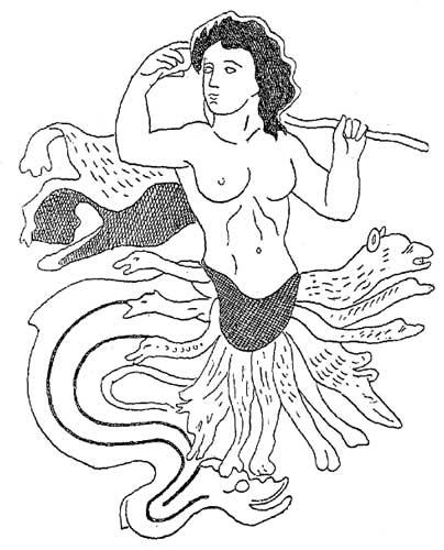 404x500 Scylla Mithika Plasmata Thalassas Mythology