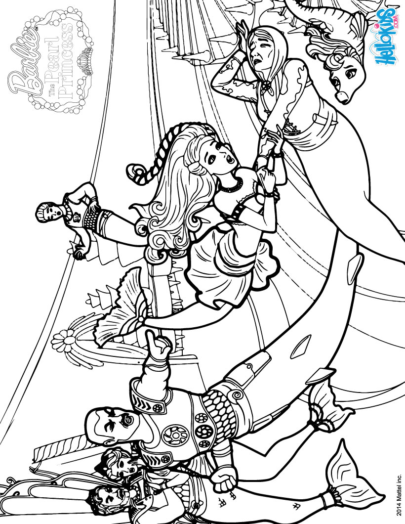 820x1060 Scylla Has Been Poisoned Coloring Pages