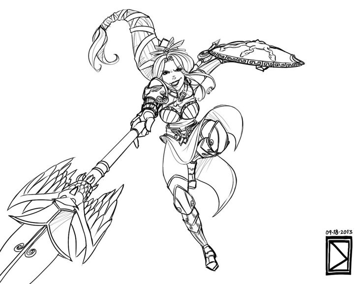 736x578 Smite Athena Coloring Pages Roblox Coloring Pages