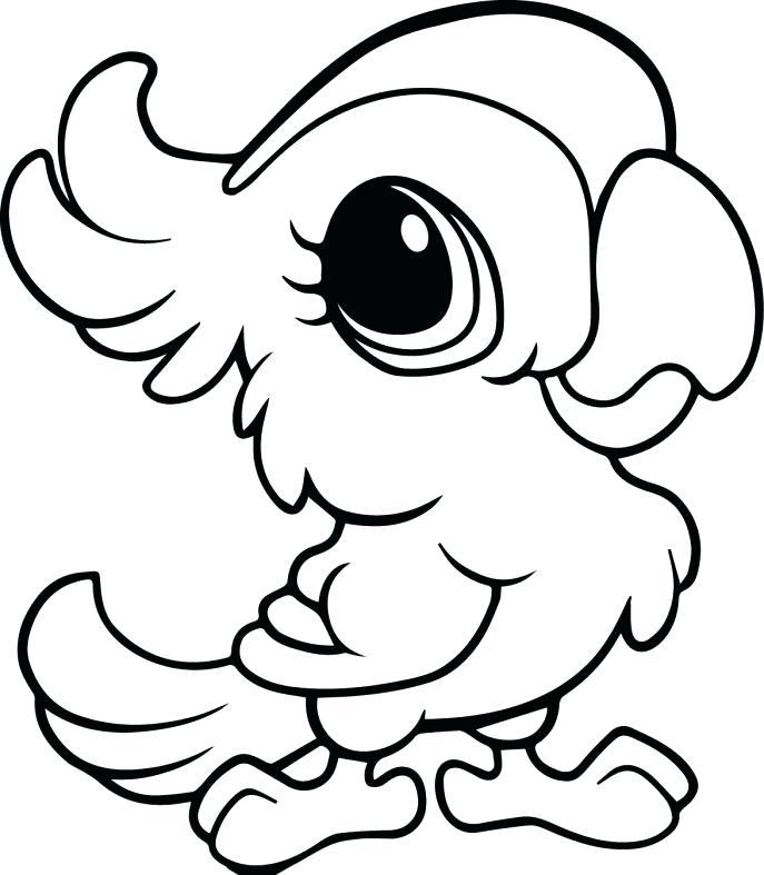 687x787 Free Coloring Pages Animals Medium Size Of Coloring Pages Of Sea