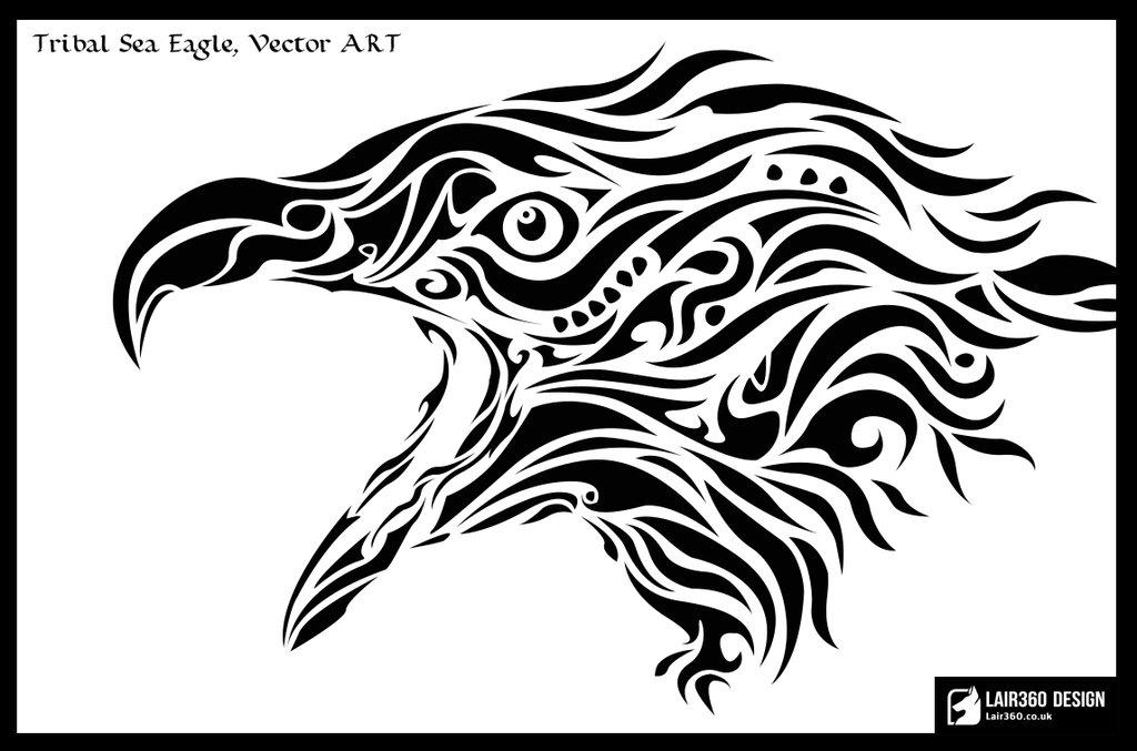 1024x677 Sea Eagle, Vector Art 2011 By Lair360