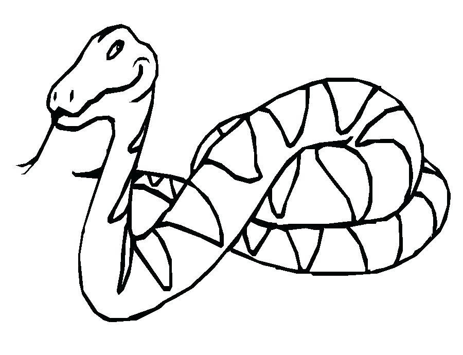 Sea Snake Drawing at GetDrawings   Free download