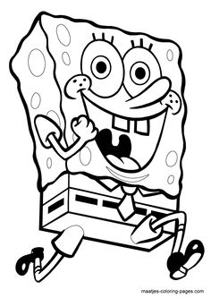 236x333 Spongebob Coloring Pages Print Free Printable Spongebob