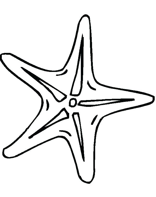 600x756 Sea Star Coloring Page Narwhal Coloring Page Coloring Page Animal