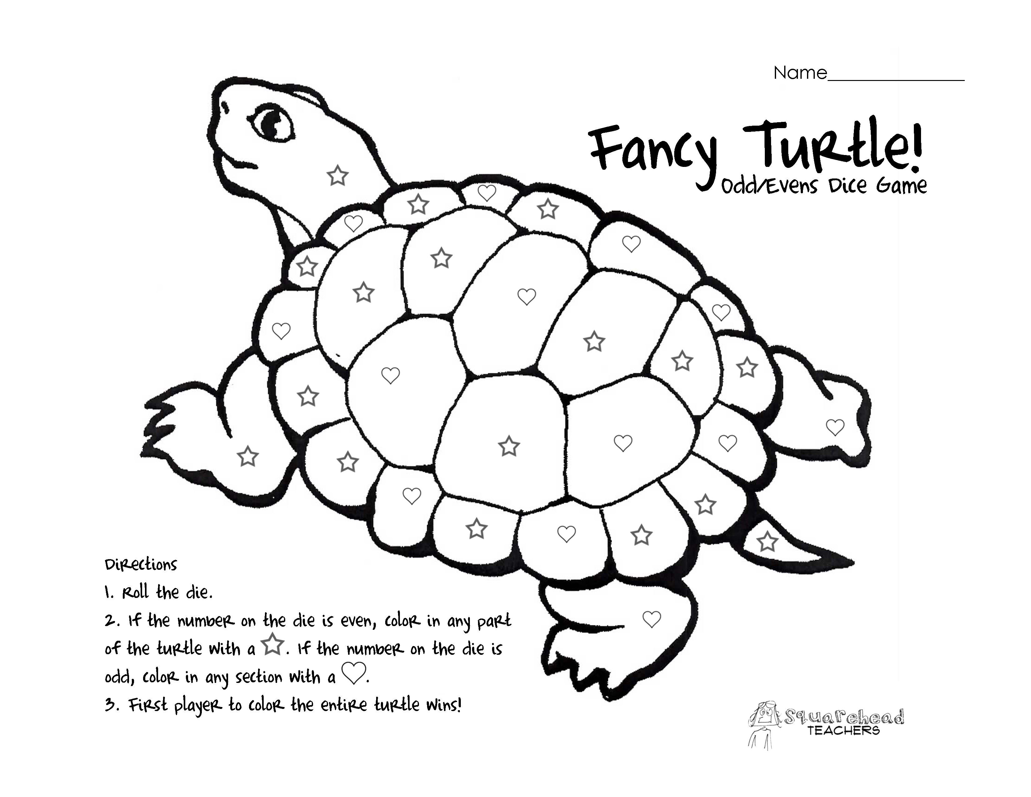 3300x2550 Turtle Drawings For Kids Wallpapers Gallery