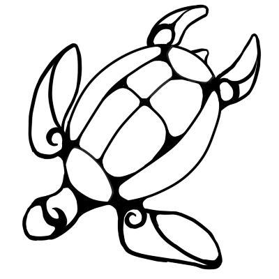 Sea Turtle Drawing Tutorial