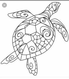 236x270 How To Draw A Sea Turtle Step 5 Art With Turtles