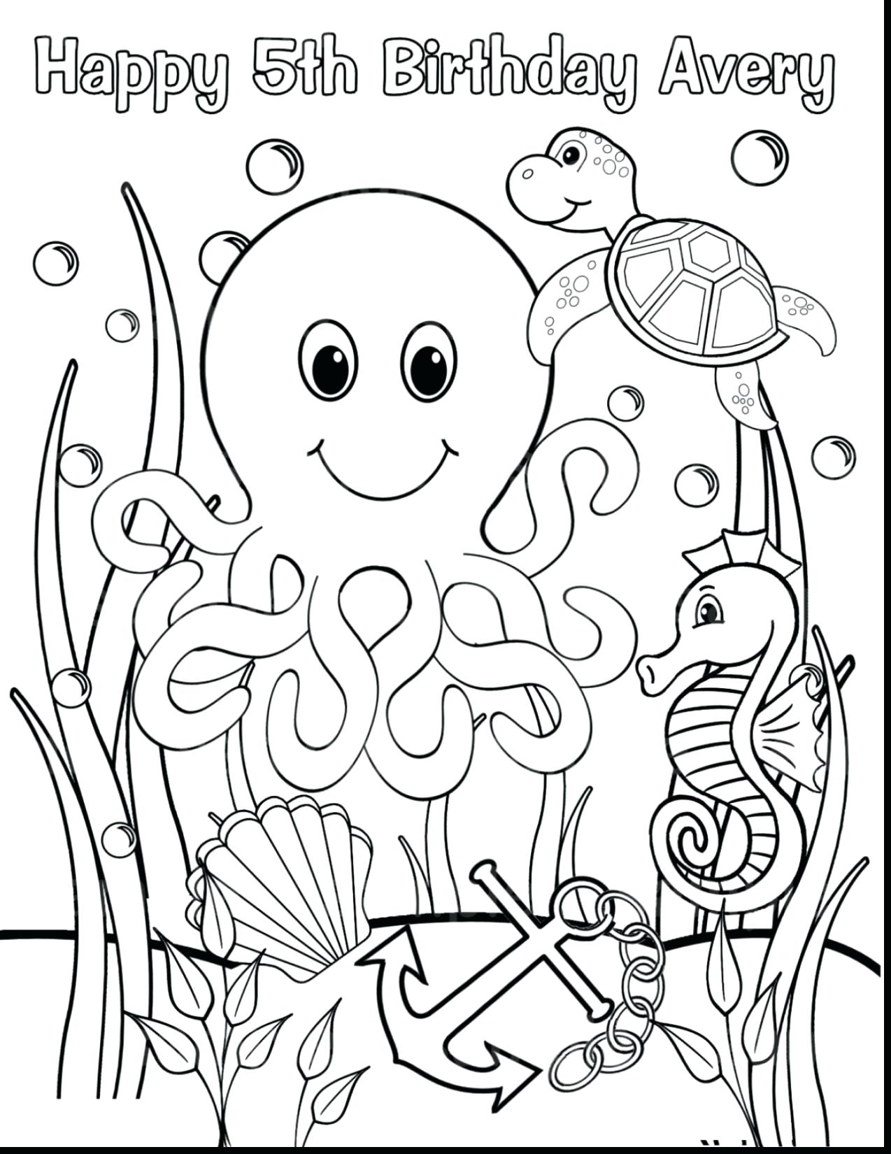 1274x1650 Coloring Coloring Pages Under The Sea Sheet 4 Of Seattle Seahawks