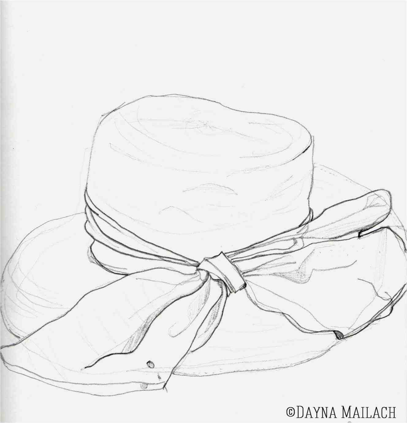 1328x1381 Easy Realistic Drawings Of Objects