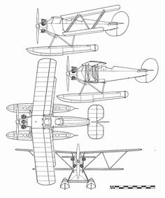236x282 Parnall Peto (1925) Was A Small Seaplane Designed To Air Ministry
