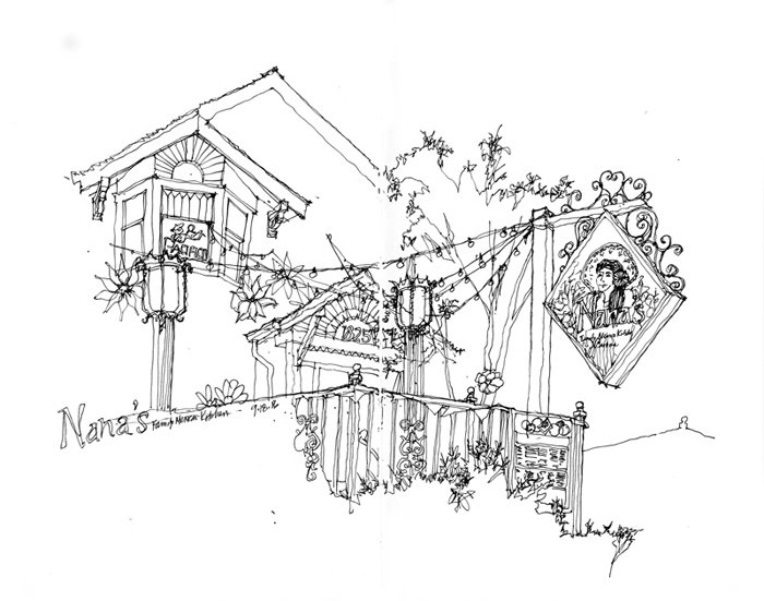 700x551 Urban Sketchers Seattle Upper Queen Anne Hill