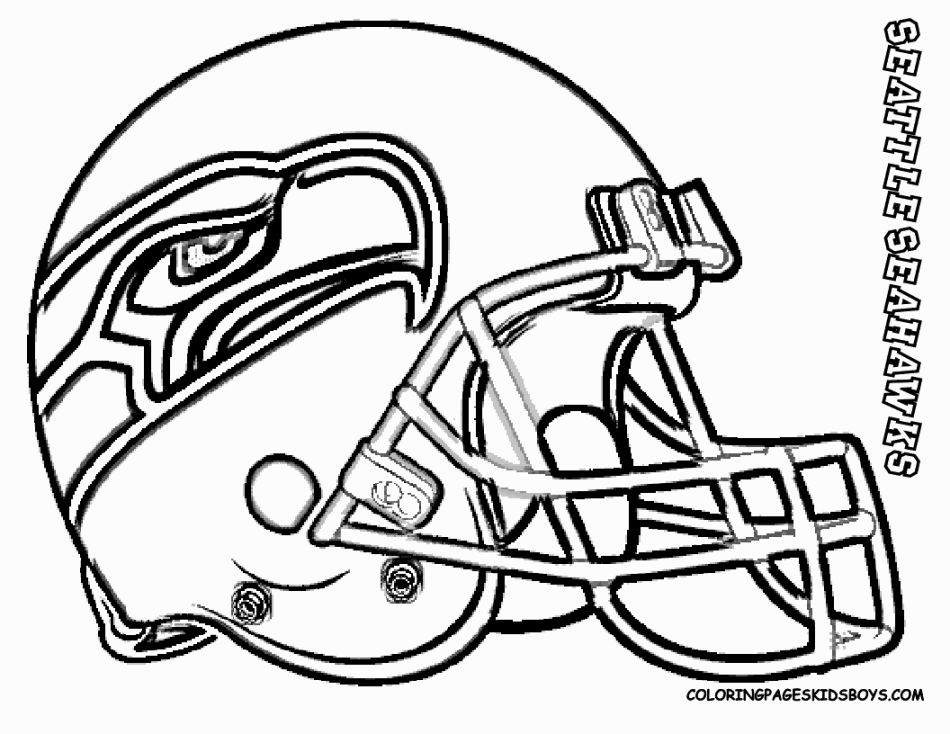 Seattle seahawks drawing at free for for Seahawks coloring page
