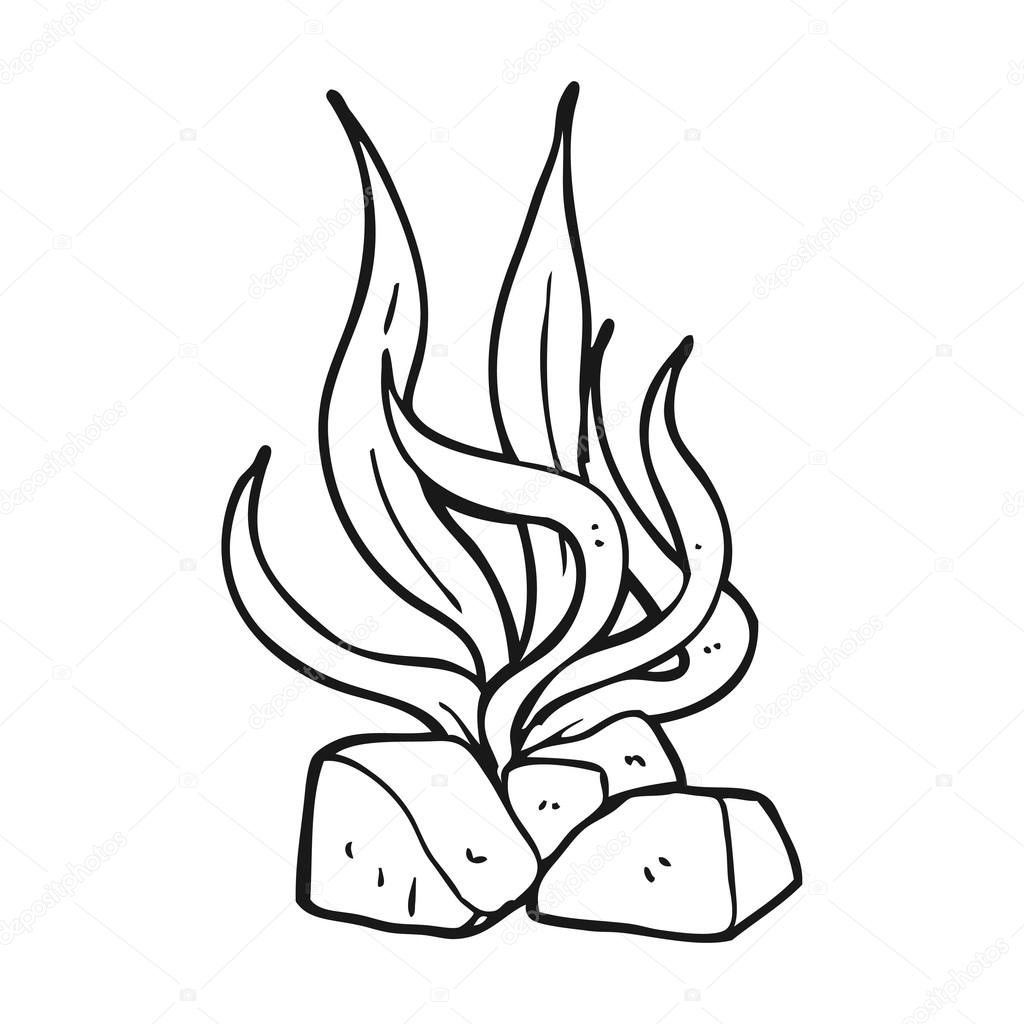 seaweed and coral coloring pages | Seaweed Drawing at GetDrawings.com | Free for personal use ...