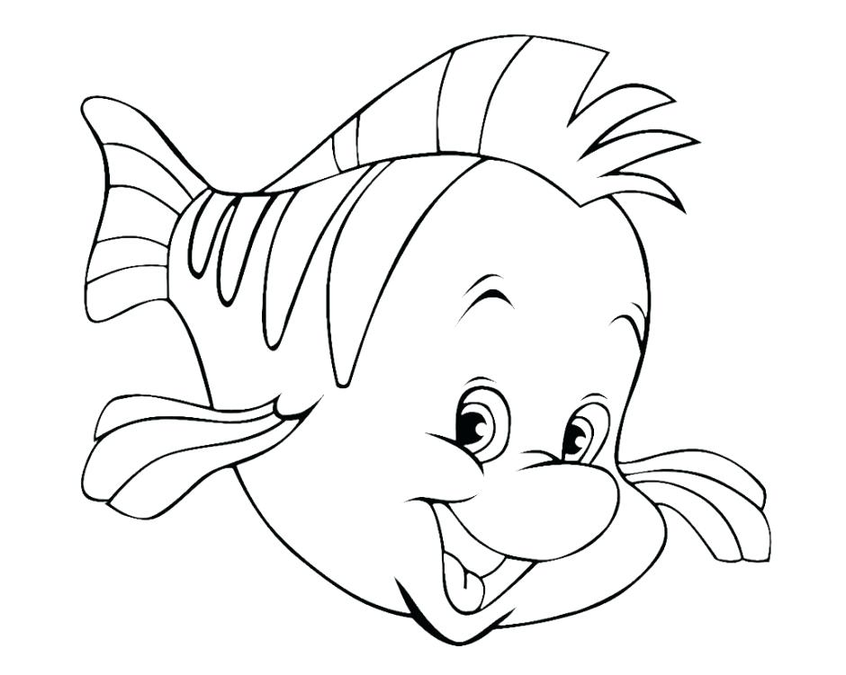 940x751 Fish Pictures To Print And Color Seaweed Coloring Pages Print