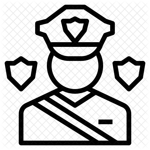 512x512 Security Guard Icon