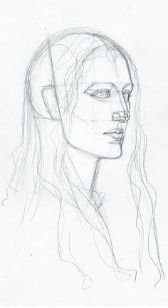 236x433 Study By Stefanolanza Sketch Anatomy, Sketches