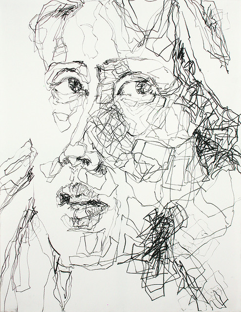 495x640 Portraits 5 Exhibitions, Drawings And Drawing Lessons