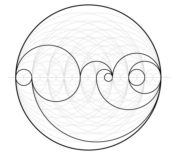 600x520 Geometric Design A Celtic Grid