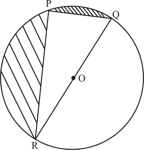 595x618 Area Related To Circles Previous Year's Questions