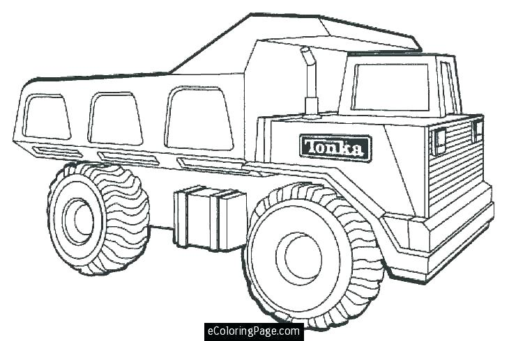 730x490 Coloring Pages Of Semi Trucks Brexitbook.club