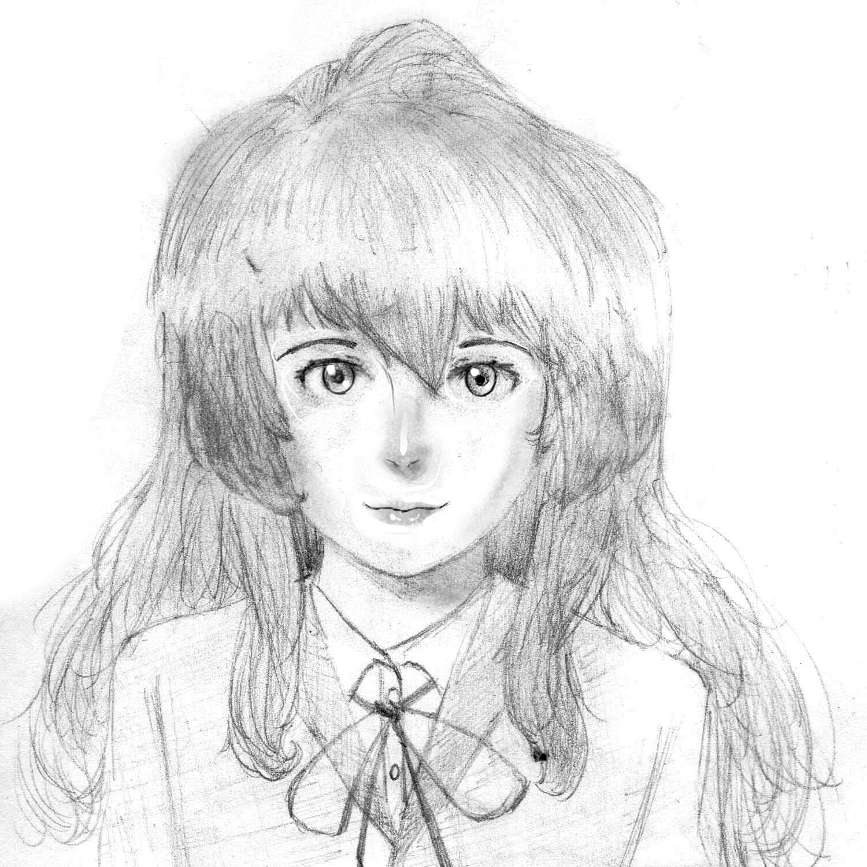 1500x1500 Cs] I Drew Taiga Aisaka From Toradora In A Realistic Style