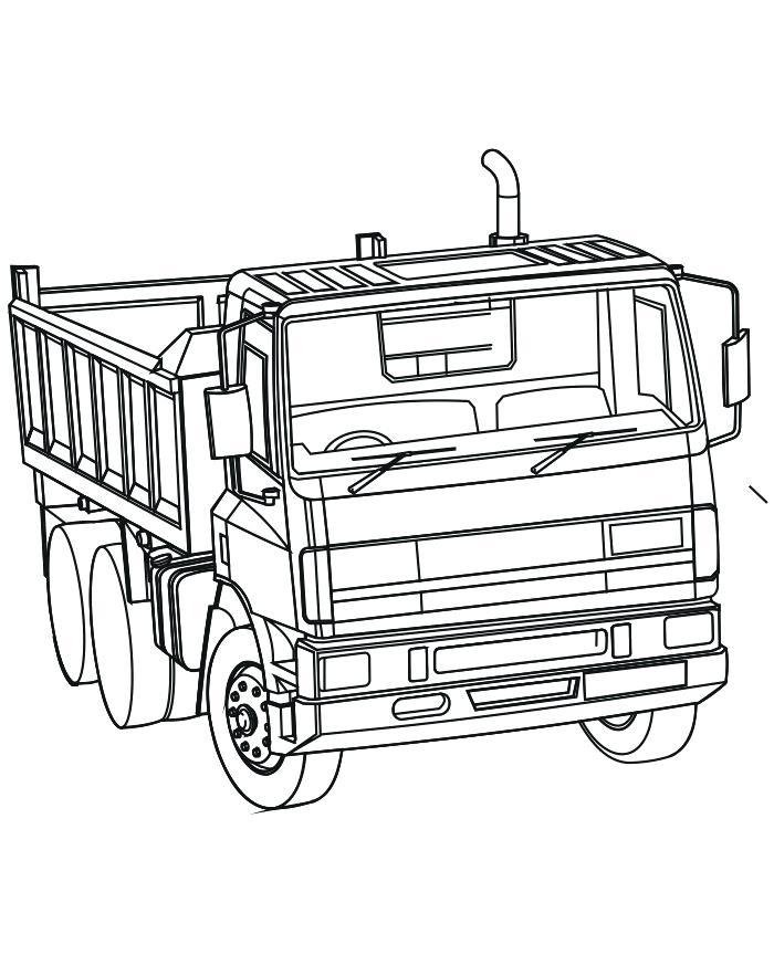 Atemberaubend Malvorlagen Peterbilt Semi Truck Fotos - Ideen färben ...