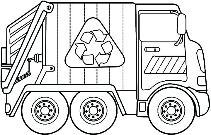 720x462 Beautiful Trucks Coloring Pages Print Tractor Truck