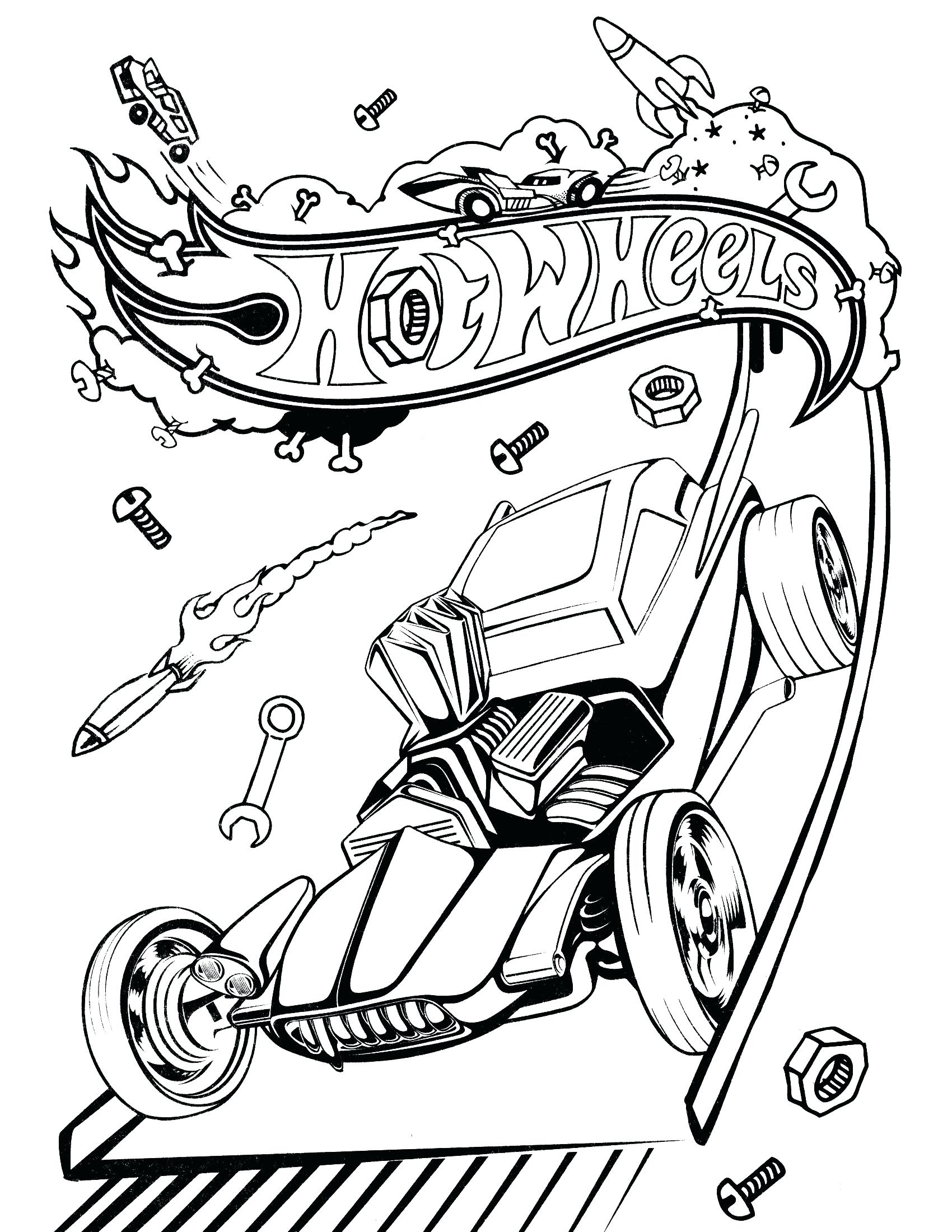 1700x2200 Coloring Peterbilt Coloring Pages Hot Wheel Page Dump Truck