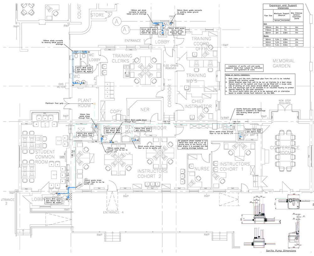 Services Drawing At Free For Personal Use Hvac Cad 1000x815 Drafting Prominent Aspect In All Engineering