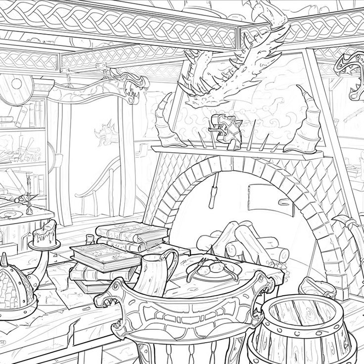 736x736 338 Best Background Or Environment (Sketches) Images
