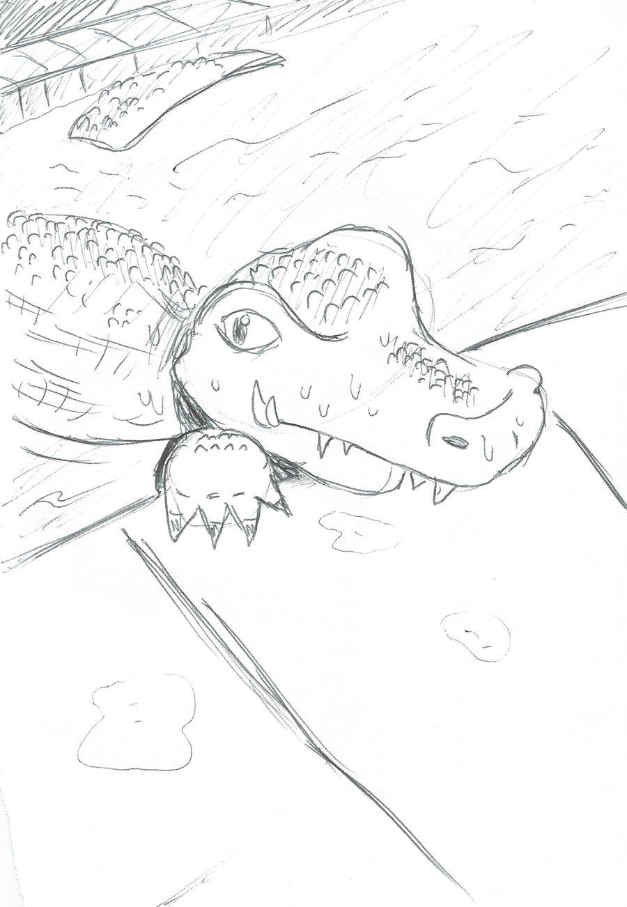 Sewer Drawing