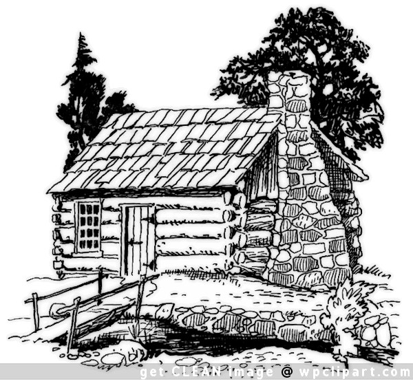 600x564 National Log Cabin Day Hs Pioneer Log Cabins