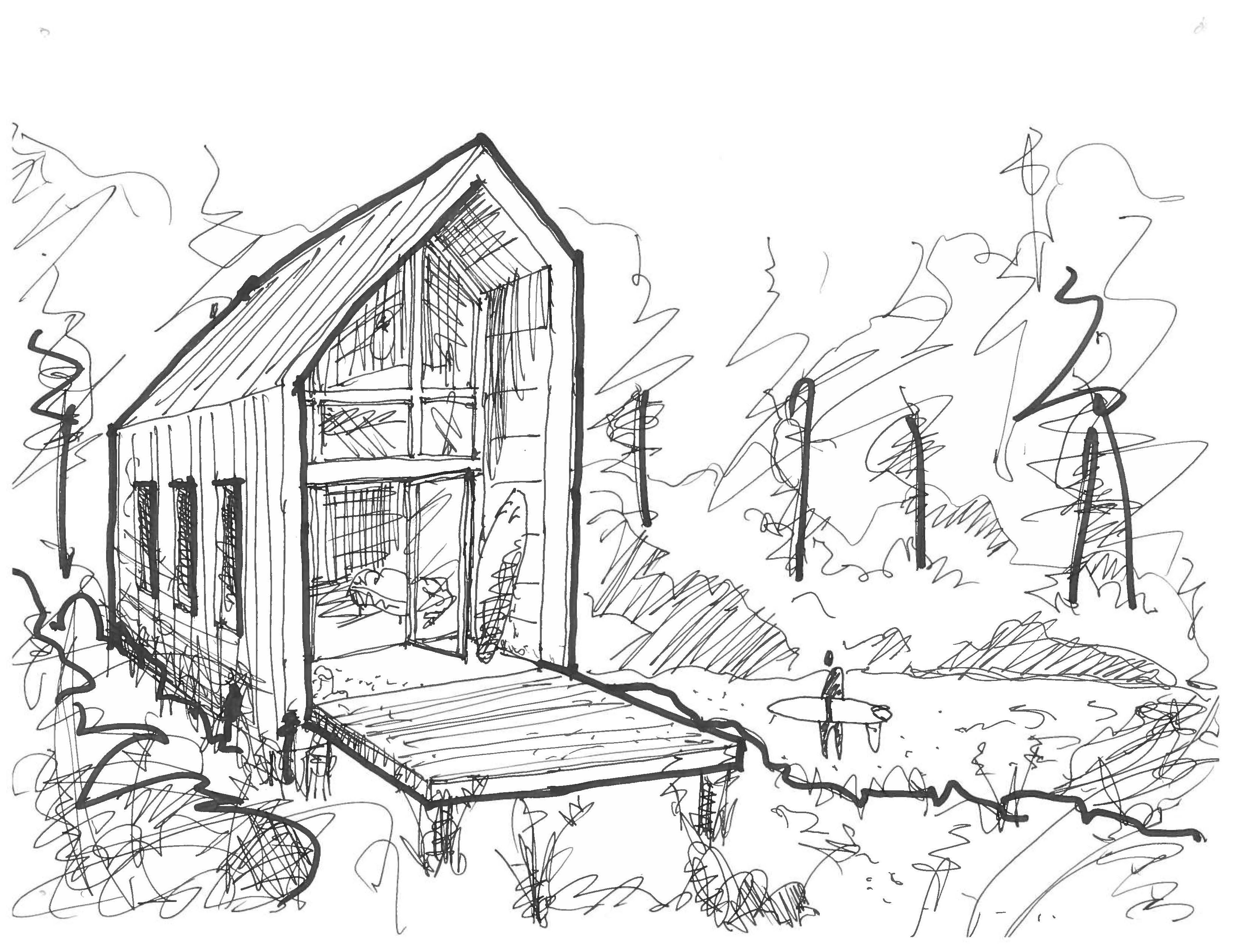 3300x2550 The Second Sketch Of The New Renderings To Be Coming Out As Part