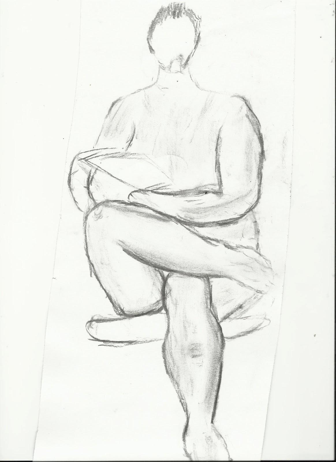 1164x1600 Observational Drawing (Sem 2)