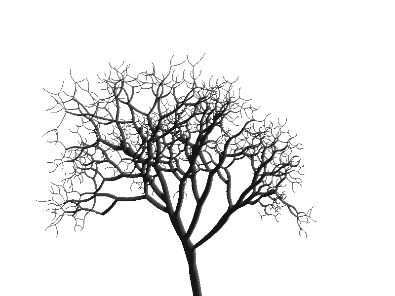 800x600 How To Make Semi Realistic Pixel Art Style Trees!
