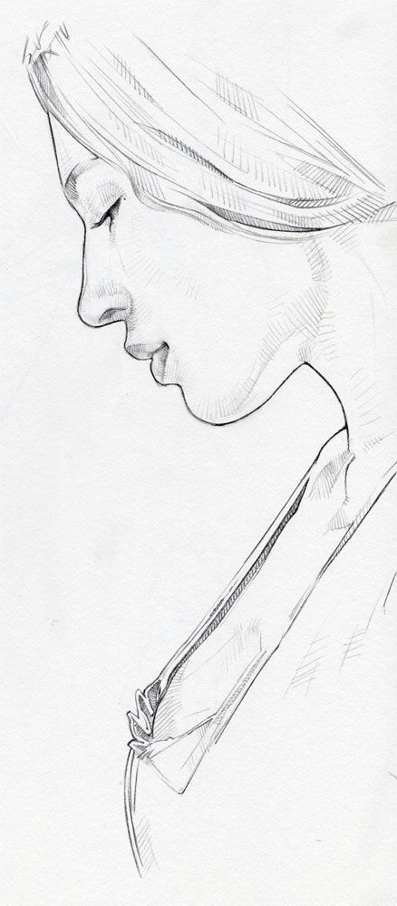 438x1000 38 Best David Malan Images On Drawings, Faces And Sketches