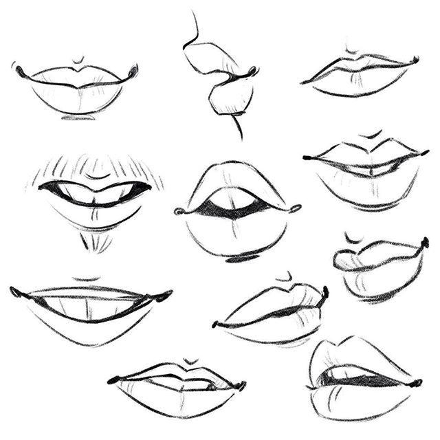 640x640 More Lips