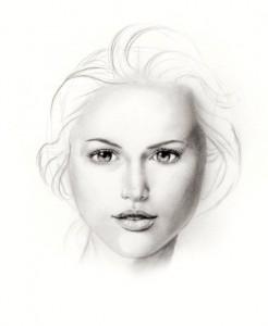 246x300 Portrait Drawing Lessons