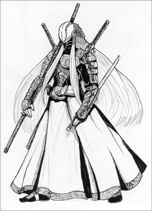 647x900 Kagemusha (Shadow Warrior) A Hero's Silent Resolve