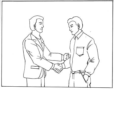 450x450 How To Shake Hands The Big How Not To Blog