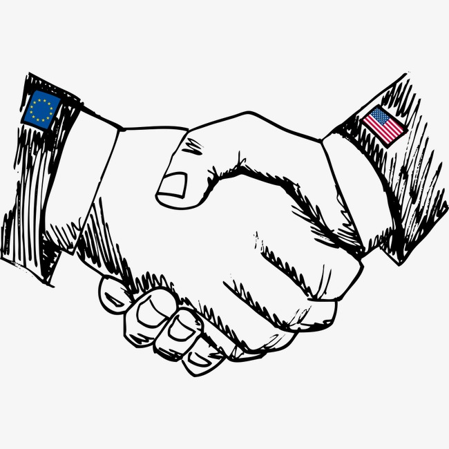 650x650 Shake Hands, Cooperation, Win Png Image For Free Download
