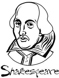 236x314 Learn To Draw William Shakespeare Literature