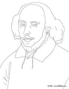 236x305 Escape To Shakespeare's World A Colouring Book Adventure William