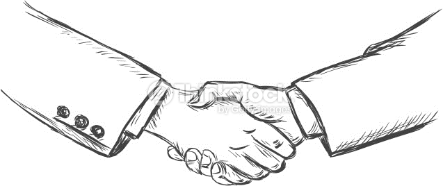 637x268 Business Handshake Cliparts