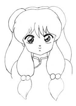 250x347 Kanji De Manga Vol 3 Cover Image Manga Drawing