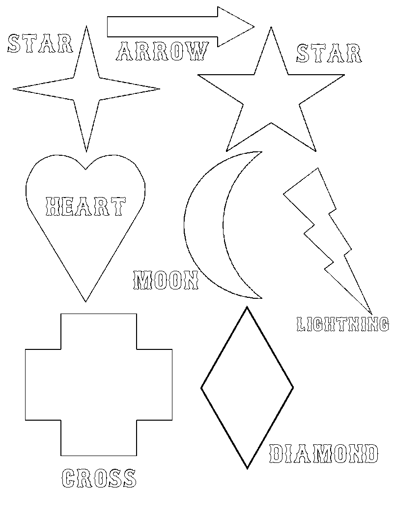 Shape Drawing Worksheets at GetDrawings.com | Free for ...