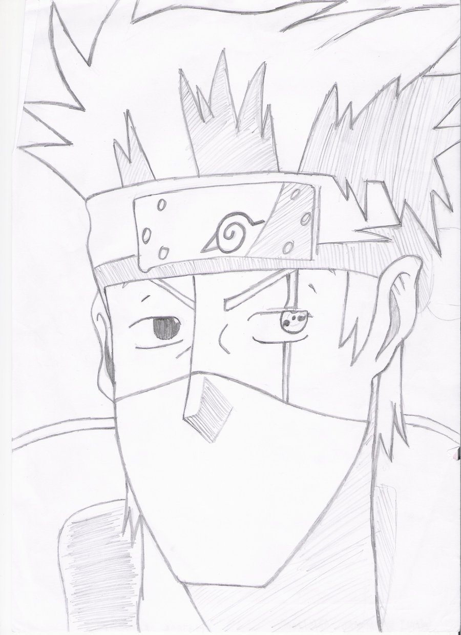 Sharingan Drawing