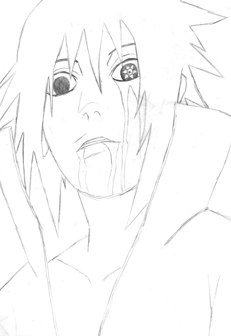 The Best Free Sharingan Drawing Images  Download From 112