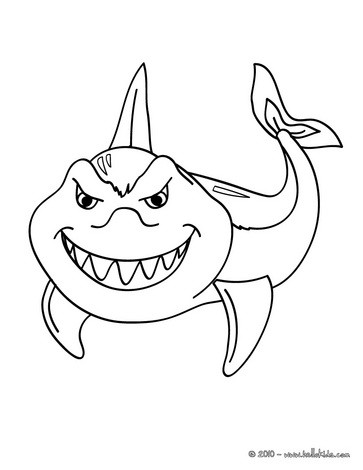 363x470 Shark Coloring Pages, Drawing For Kids, Videos For Kids, Reading